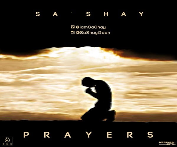 SaShay Prayerswww.blissgh.com  - mUSIC: Sa'Shay - Prayers