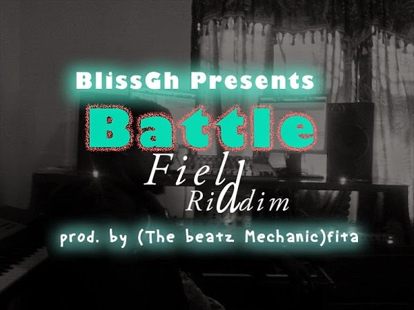 Battle Field Riddim (Prod By Da Beatz Mechanic) Fita