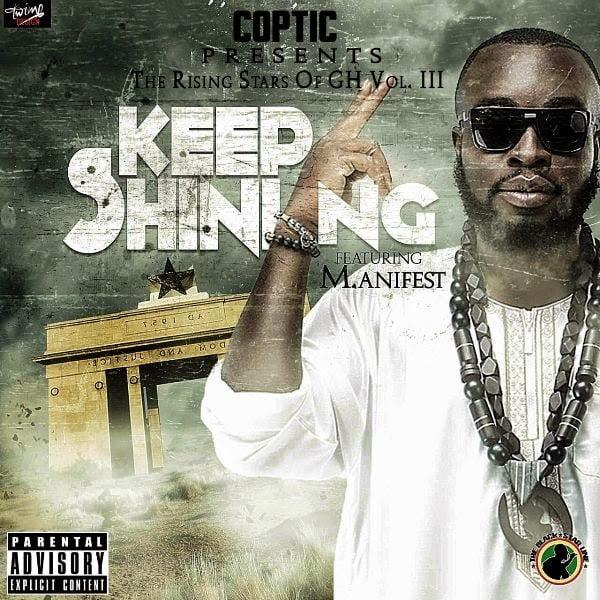 Keep Shining Ft. M.anifest