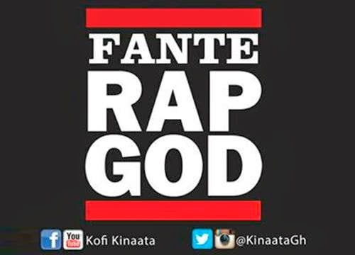 Kofi Kinaata - Fante Rap God Ft. Samini (Prod By Brainy Beatz)