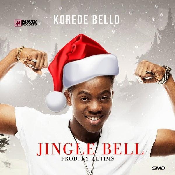 KoredeBello JingleBellwww.blissgh.com - Music: Korede Bello - Jingle Bell