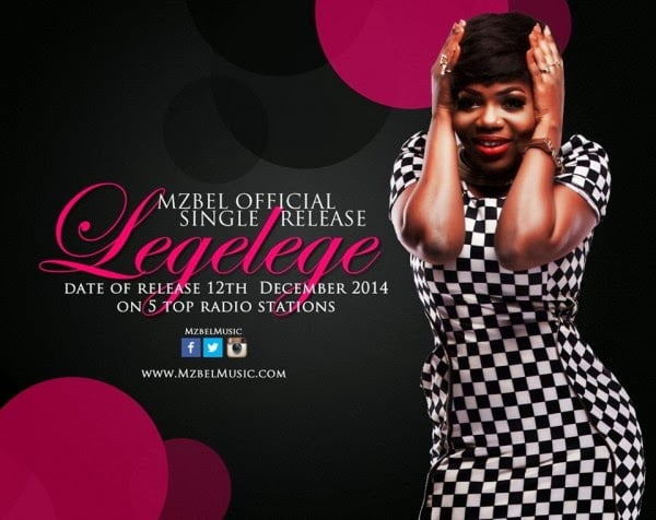 Music: Mzbel - Legelege (Prod By King Dii)