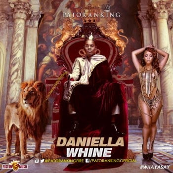 Patoranking DaniellaWhineProdSlickMoUCProfwww.blissgh.com - Music: Patoranking - Daniella Whine