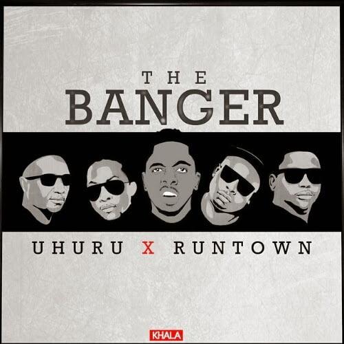Runtown TheBangerft.Uhuruwww.blissgh.com  - Runtown - The Banger ft. Uhuru