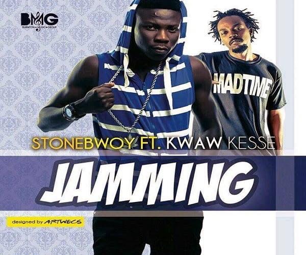 Music: Stonebwoy ft. Kwaw Kese - Jamming