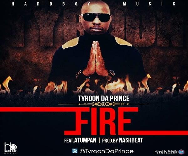 TyroonDaPrince FireftAtumpanwww.blissgh.com  - Music: Tyroon Da Prince - Fire ft. Atumpan