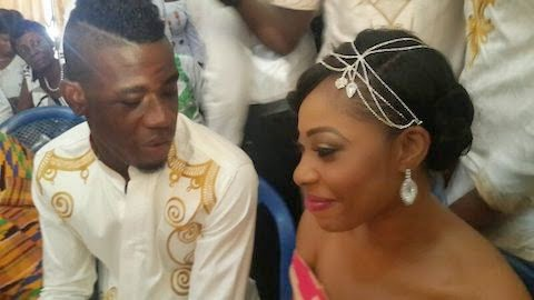 Asamoah Gyan, Sulley Muntari, Emmanuel Adebayor & Others Have Slept With Kenpong's Current Girlfriend  - Ex-Wife of Ghanaian Millionaire Kenpong claims