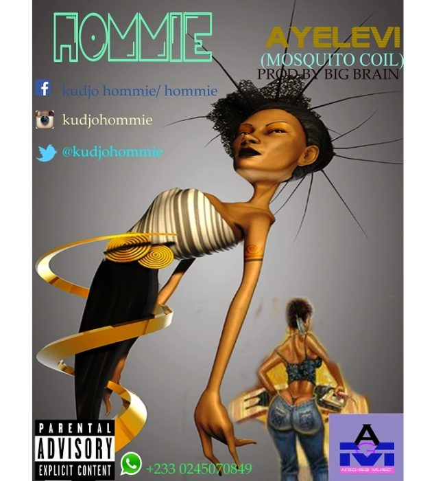 Hommie MosquitoCOILwww.blissgh.com  - Music: Hommie - Mosquito COIL (Ayelevi)