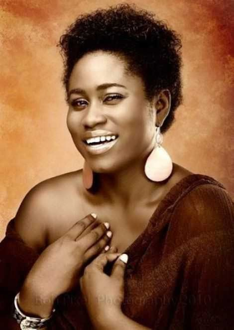 LydiaForsonforNaijaJuicemagazine2015issue - Lydia Forson for ''Naija Juice magazine'' 2015