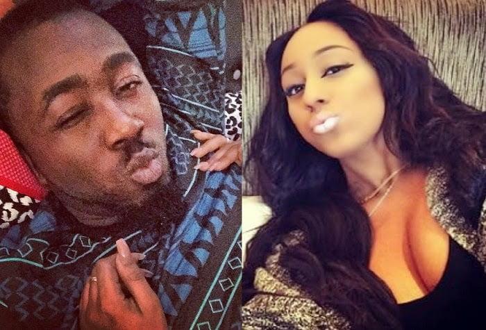 Meet Ice Prince's new girlfriend ''Maima'', French-Ghanaian beauty