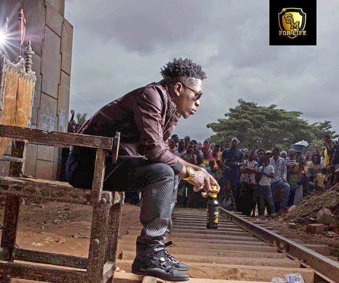 SHATTAWALE TOOKNOWNwww.blissgh.com  - Music: Shatta Wale - Story To Tell