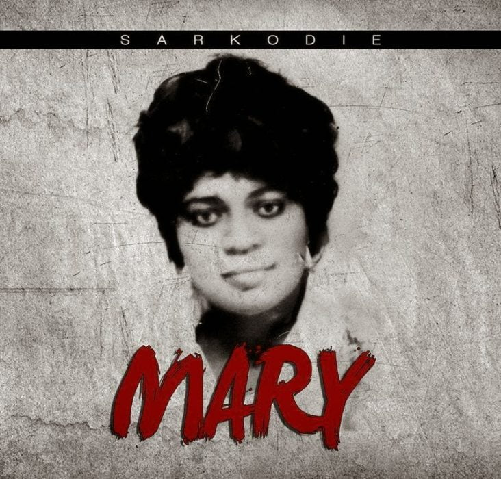 Sarkodie reveals new Album's cover Art for *Mary* 2015 and why it took long