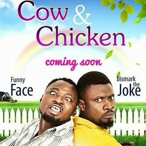 cownchicken - Funny Face & Bismark the joke to hit Screens with new TV series ''CowNChicken''