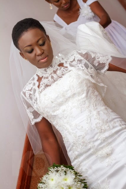 Exclusive Photos: Dzifa Smith's wedding