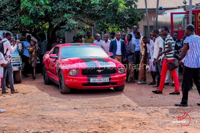 Photos: Kwaw Kese's Case Adjourned To February 5