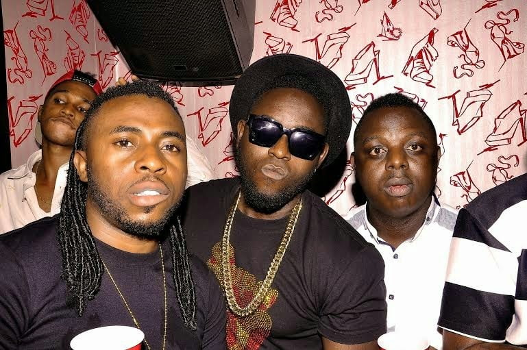 4 - SKALES, EMMANYRA, TUNDE EDNUT, OMOAKIN , CDQ, ILLBLISS AND OTHERS THRILL FANS AT AFROMUSIC POP TV #PopParty