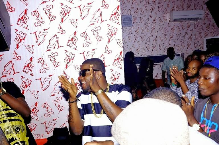 5 - SKALES, EMMANYRA, TUNDE EDNUT, OMOAKIN , CDQ, ILLBLISS AND OTHERS THRILL FANS AT AFROMUSIC POP TV #PopParty