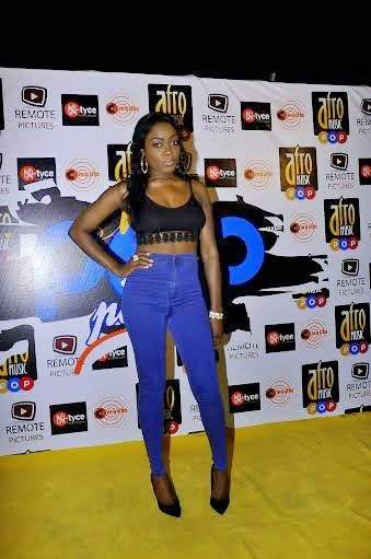 8 - SKALES, EMMANYRA, TUNDE EDNUT, OMOAKIN , CDQ, ILLBLISS AND OTHERS THRILL FANS AT AFROMUSIC POP TV #PopParty
