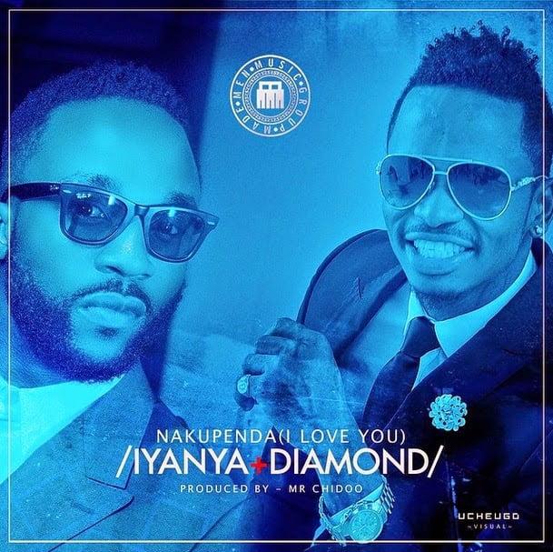 Iyanya ft. Diamond - Nakupenda