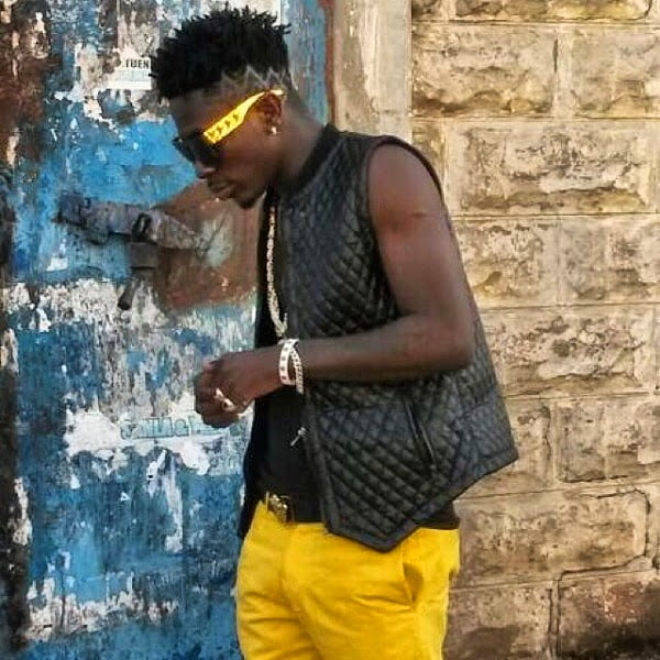SHATTAWALE FROMTHEGHETTO blissgh.com  - Music: Shatta Wale - Hear We Out