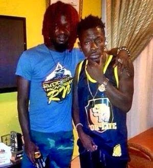 Music: Shatta Wale - Phonecall ft. Rudebwoy Ranking