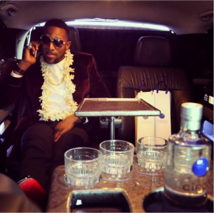 D'banj Acquires new 'Custom Made Jet on the Road'