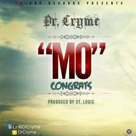Dr.Cryme MoCongratesProdbySt.Louiswww.blissgh.com  - Music: Dr. Cryme - Mo Congrats (Prod by St. Louis)