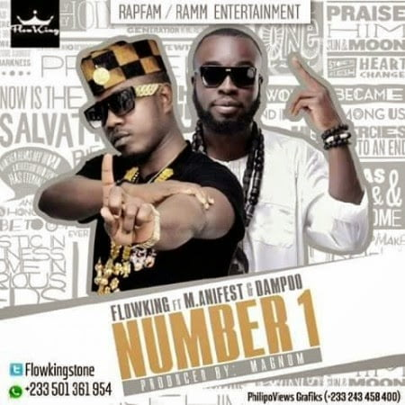 Music: FlowkingStone ft. M.anifest & Dampoo - Number 1 (Prod. by Magnom)