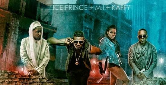 Music: Papii J  ft. Mi , Kaffy , Ice Prince - Bass