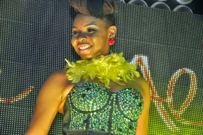 PHOTOS: Yemi Alade sets Rome ablaze