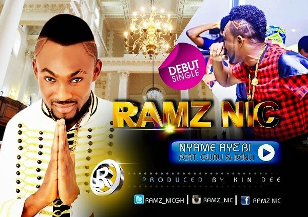 Music: Ramz Nic ft. Guru - Benji Nyame Ay3 Bi (prod by KIN DEE)