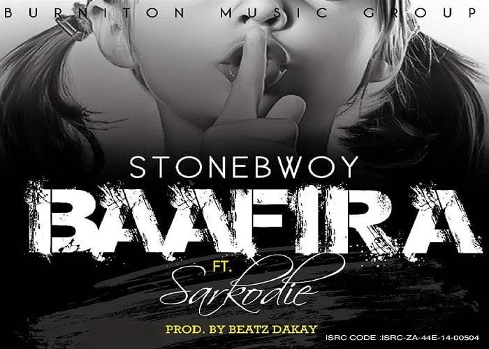 STONEBWOYFT.SARKODIE BAAFIRAPRODBYBEATZDAKAYwww.blissgh.com - Instrumental: Stonebwoy - Baafira ft. Sarkodie