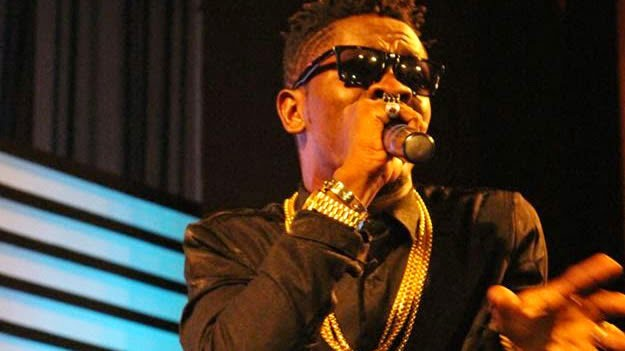 Shatta Wale voted Best Male Musician of the Year ''GN Bank Awards 2015''