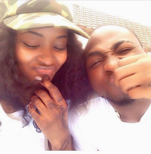 Photos: Other Girls Are No Match For My Girl - Davido