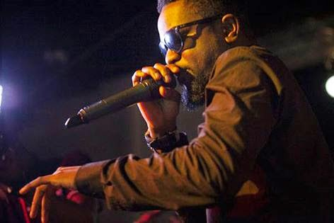 ▶VIDEO: Sarkodie Performs bitch ass niggas at the 2015 SXSW
