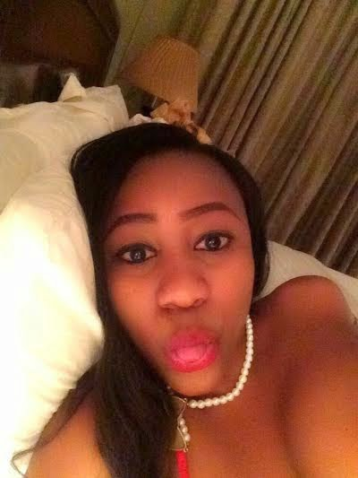 See Hot photos Singer ''Adokiye''
