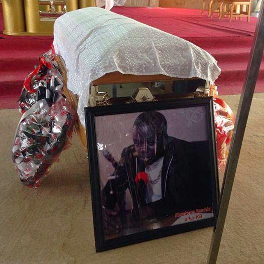 Photos: Kaakie, Samini, Obrafour, JMJ, T Blaze and others attend Ghetto KB's funeral