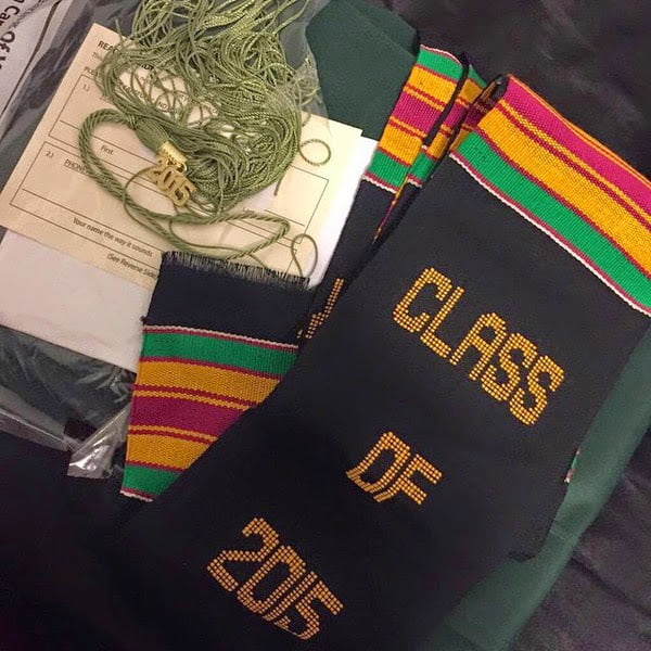 Davido officially a graduate - class of 2015