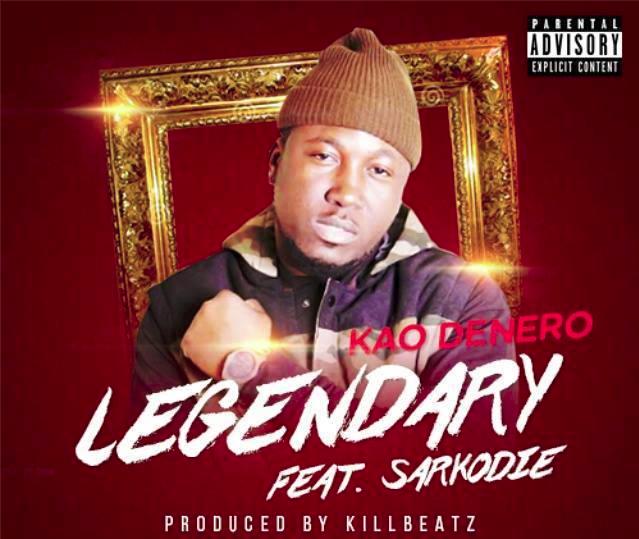 Kao Denero ft. Sarkodie - Legendary (Prod by Killbeatz)
