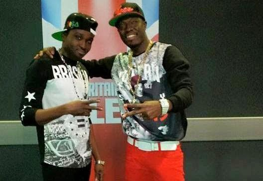 PHOTOS: Reggy Zippy and Bollie auditioned for Simon Cowell's Britain's Got Talent