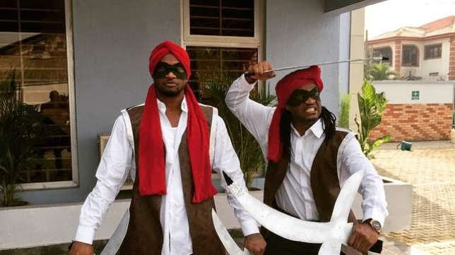 PSquare Drops five free Songs their fans + Download