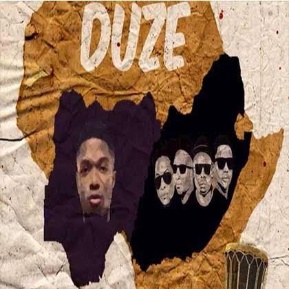 Uhuruft.Wizkid Duzewww.blissgh.com  - Music: Uhuru ft. Wizkid - Duze