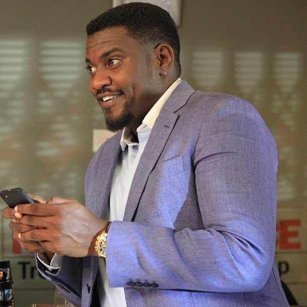 Take it easy with Mahama; Rome wasn't built in a day - John Dumelo