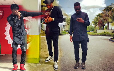 BETblissgh.com  - Sarkodie, Stonebwoy, Fuse ODG, WIzkid & Others up for BET Awards   Full list 2015