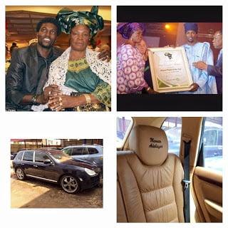 Emmanuel Adebayor shares side of story: Mother, Sister issues