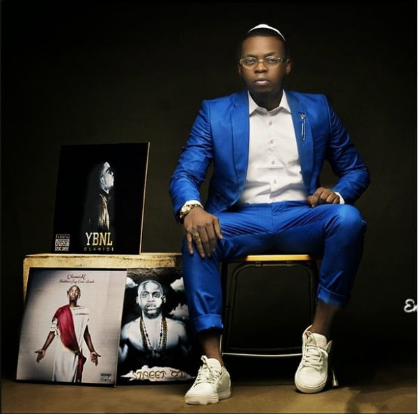 Photos: Olamide's New Look! Check out the Rapper's Dapper pictures