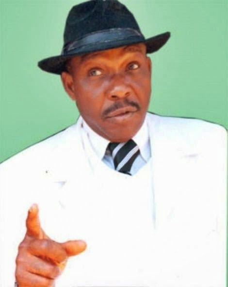 Veteran Nollywood Actor ''Peter Bunor'' Dies