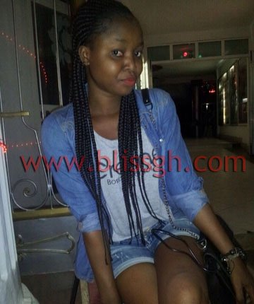 Photos: Powerbank kills Young Ghanaian lady ''Blandine''