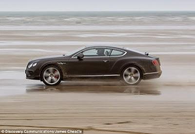 elbabentley - Idris Elba Breaks 88 year old UK Driving record.. In a $270,000 Bentley