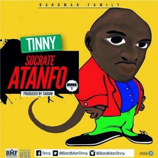 Tinny - Socrate Atanfo (Socrate Safo Diss) (Prod. by Cabum)